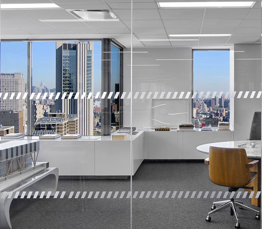 Glass Partition from Fred
